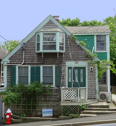 Provincetown Historic District Cape Cod vacation rental - Built in 1890 out of ship parts. If necessary, she floats