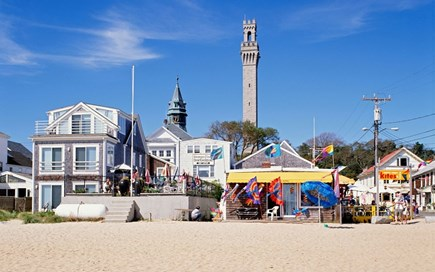 Provincetown Historic District Cape Cod vacation rental - Walk to downtown restaurants and beach