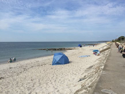 South Yarmouth Cape Cod vacation rental - Parker's, South Middle, & Thacher's  Beaches all within a mile.