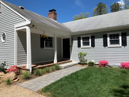 Cataumet, Scraggy Neck Cape Cod vacation rental - House Entry