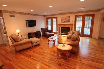 Truro Cape Cod vacation rental - Main Floor Living Space
