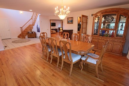 Truro Cape Cod vacation rental - Formal Dining Area