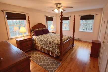Truro Cape Cod vacation rental - Second Floor Bedroom with Queen and Private Bath