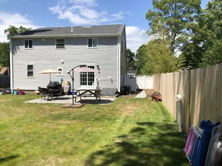 East Falmouth close to Washbur Cape Cod vacation rental - Outside shower