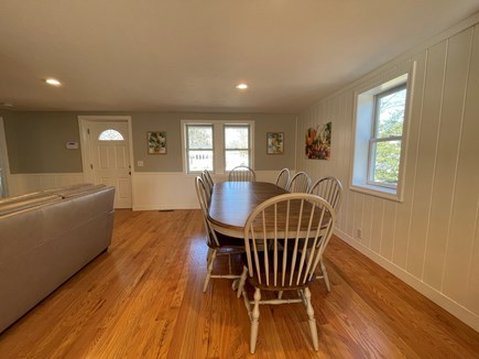 East Falmouth close to Washbur Cape Cod vacation rental - Dining Room Table