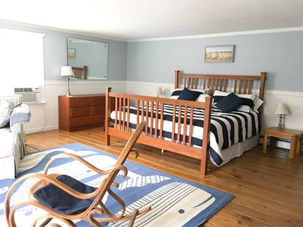 Cotuit- near Loop Beach Cape Cod vacation rental - King Bed Room with full bath and walk- in closet and balcony