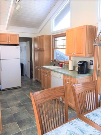 East Falmouth Cape Cod vacation rental - Open and airy kitchen include coffee maker and teapot!