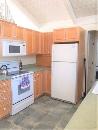 East Falmouth Cape Cod vacation rental - All appliances, dishes and cookware available for your needs.