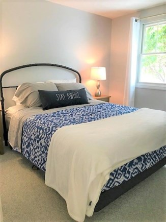 East Falmouth Cape Cod vacation rental - Comfortable queen.