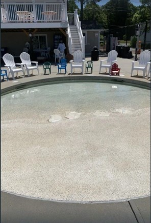 East Falmouth Cape Cod vacation rental - Toddler wading pool