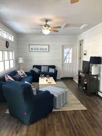 East Falmouth Cape Cod vacation rental - Shiplap living!
