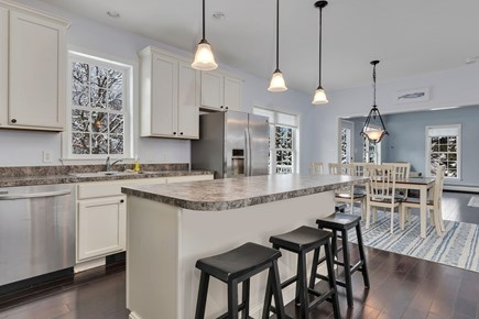 Orleans Cape Cod vacation rental - Spacious modern eat-in kitchen