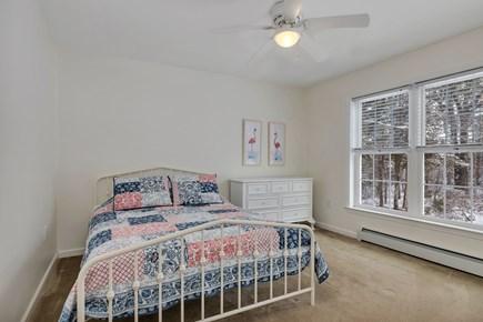 Orleans Cape Cod vacation rental - 2nd floor queen bedroom; ceiling fan, dresser, closet