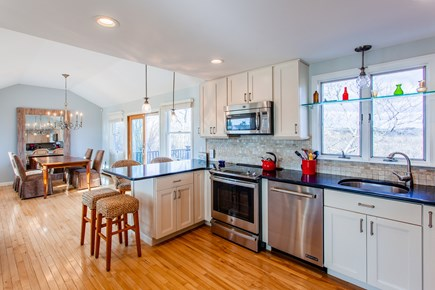 Truro Cape Cod vacation rental - Recently updated kitchen for the inner chefs
