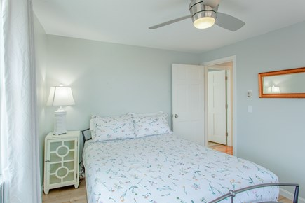 Truro Cape Cod vacation rental - Plush pillows and fluffy duvets to stretch and enjoy your morning