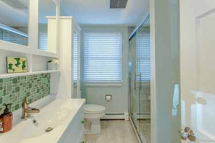 Truro Cape Cod vacation rental - You'll love the towel warmer, it's the little things