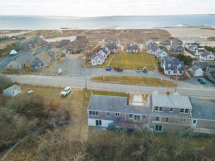 Truro Cape Cod vacation rental - All new windows inside to keep things quiet