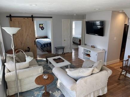 Falmouth, Maravista Cape Cod vacation rental - Enjoy sunny roooms and 50 inch flat screen TV.