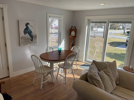 Falmouth, Maravista Cape Cod vacation rental - Dining room and living room