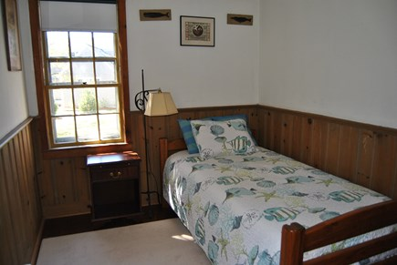 West Chatham Cape Cod vacation rental - The other twin bedroom.