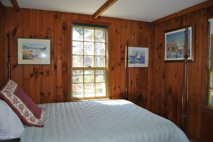 West Chatham Cape Cod vacation rental - Full size bedroom.
