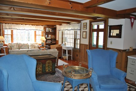 West Chatham Cape Cod vacation rental - This is the Great Room.