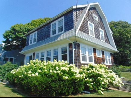 West Yarmouth Cape Cod vacation rental - Front elevation