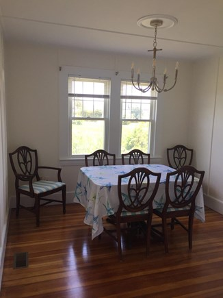 West Yarmouth Cape Cod vacation rental - Spacious Dining Room