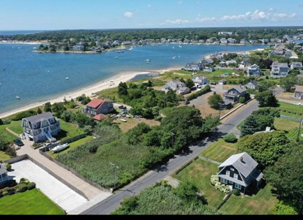 West Yarmouth Cape Cod vacation rental - Aerial view