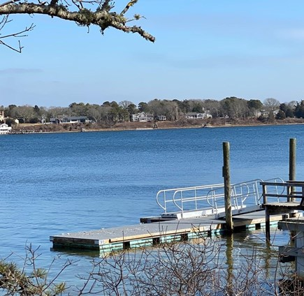 Bass River, West Dennis Cape Cod vacation rental - Fishing, shell fishing right off the dock