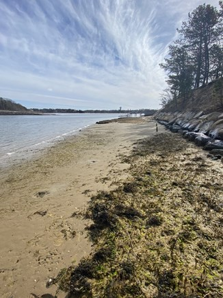Bass River, West Dennis Cape Cod vacation rental - Private beach for kayaking or enjoying a peaceful stroll