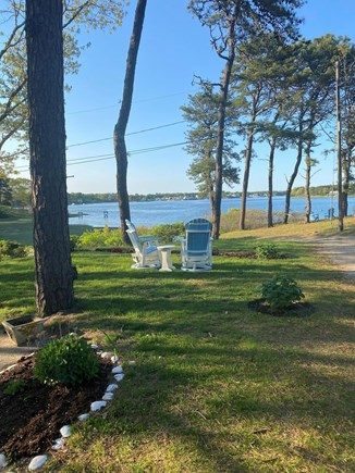 Bass River, West Dennis Cape Cod vacation rental - View from your front door!