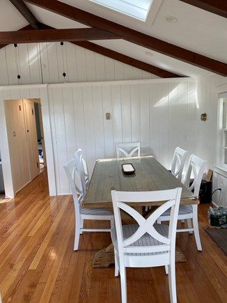 Bass River, West Dennis Cape Cod vacation rental - Kitchen/dining area