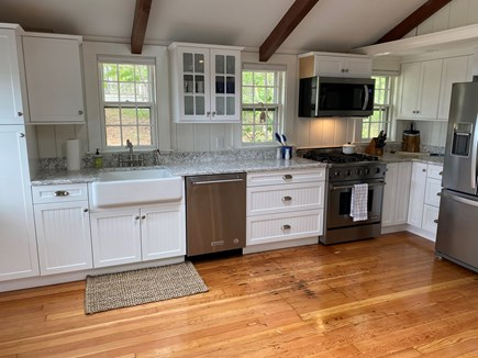 Bass River, West Dennis Cape Cod vacation rental - Newly renovated Kitchen