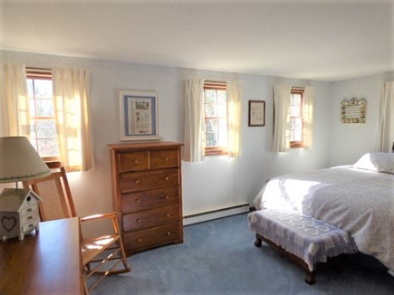 Yarmouthport Cape Cod vacation rental - Master Bedroom on 2nd floor with Queen Bed
