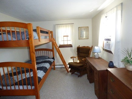 Yarmouthport Cape Cod vacation rental - Bunk bedroom