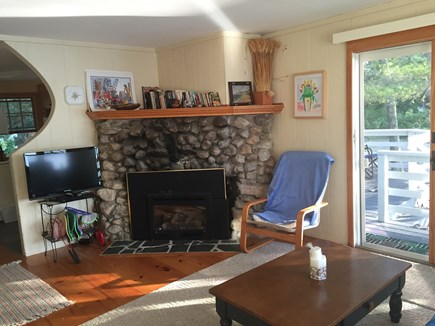 Wareham MA vacation rental - Living room.