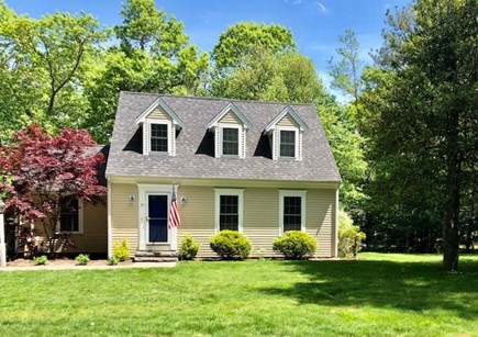 Mashpee Cape Cod vacation rental - Charming Corner Lot Cape with beautiful Landscaping.