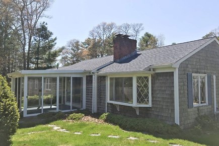 Osterville Cape Cod vacation rental - Backyard