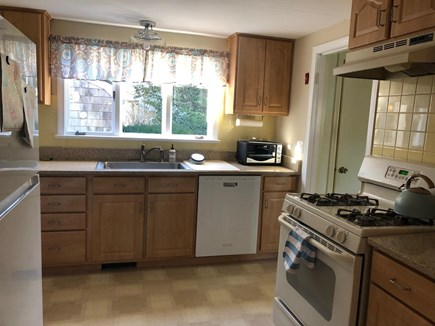 Osterville Cape Cod vacation rental - Fully stocked kitchen. *Including kid plates/bowls/cups