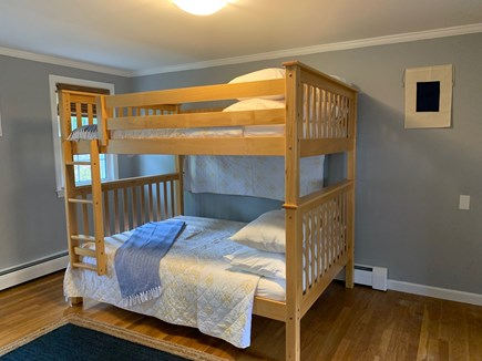 Osterville Cape Cod vacation rental - Guest Room 2. Bed sizes= full/full. Jack & Jill bathroom ensuite