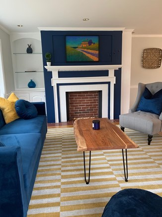 Osterville Cape Cod vacation rental - Sitting Room