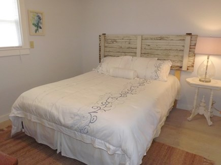 Chatham Cape Cod vacation rental - First Bedroom with Queen