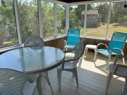 Chatham Cape Cod vacation rental - Screened Porch
