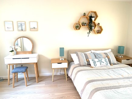 Brewster Cape Cod vacation rental - Second bedroom, queen size bed