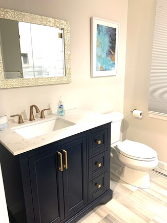 Brewster Cape Cod vacation rental - Second bathroom, shower not shown