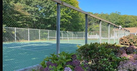 Brewster Cape Cod vacation rental - Sears Point tennis courts