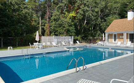 Brewster Cape Cod vacation rental - Sears Point Private Pool