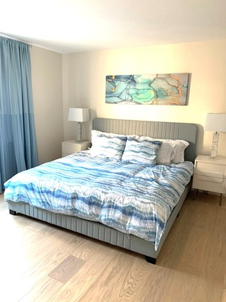 Brewster Cape Cod vacation rental - Master Bedroom, king size bed