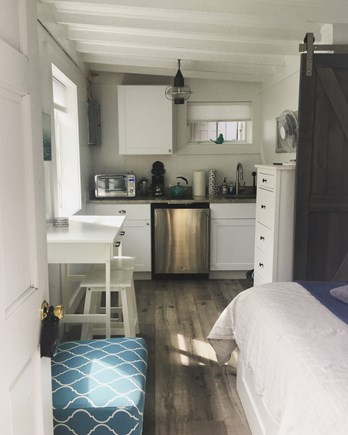 Provincetown Cape Cod vacation rental - Fully renovated studio living